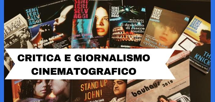 Critica e giornalismo cinematografico